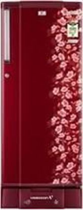 Picture of VIDEOCON REFRIGERATOR VZ205PTCRP- RED PONT FLOWER
