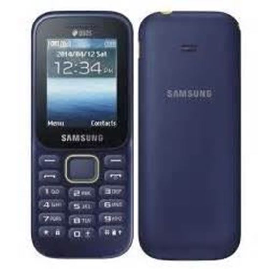 Gel Ambe Samsung G B310 Blue Gurumusic2